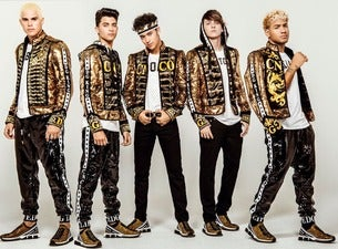 Cnco - World Tour 2019