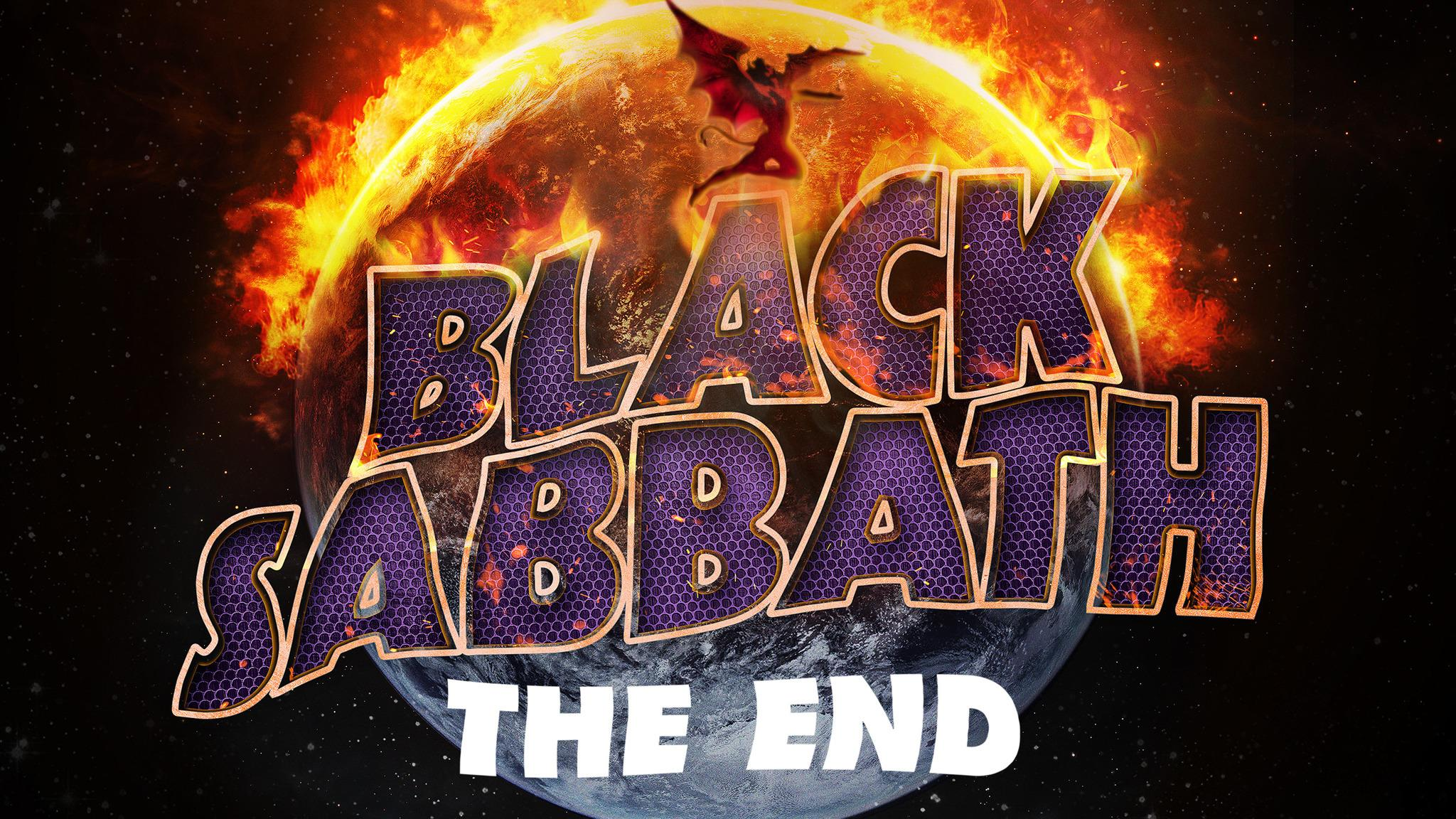 Black Sabbath: The End at Klipsch Music Center