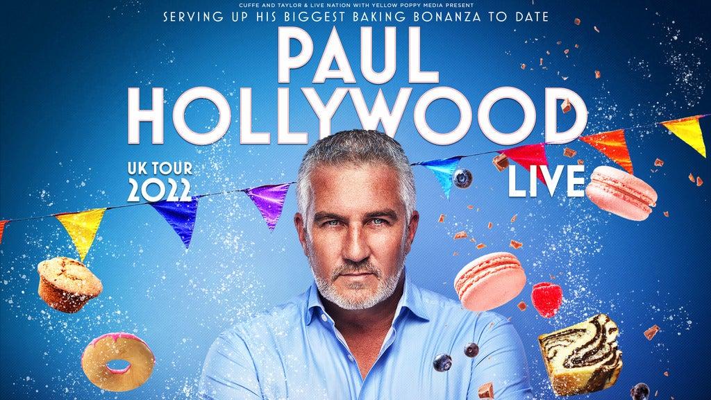 Hotels near Paul Hollywood Events
