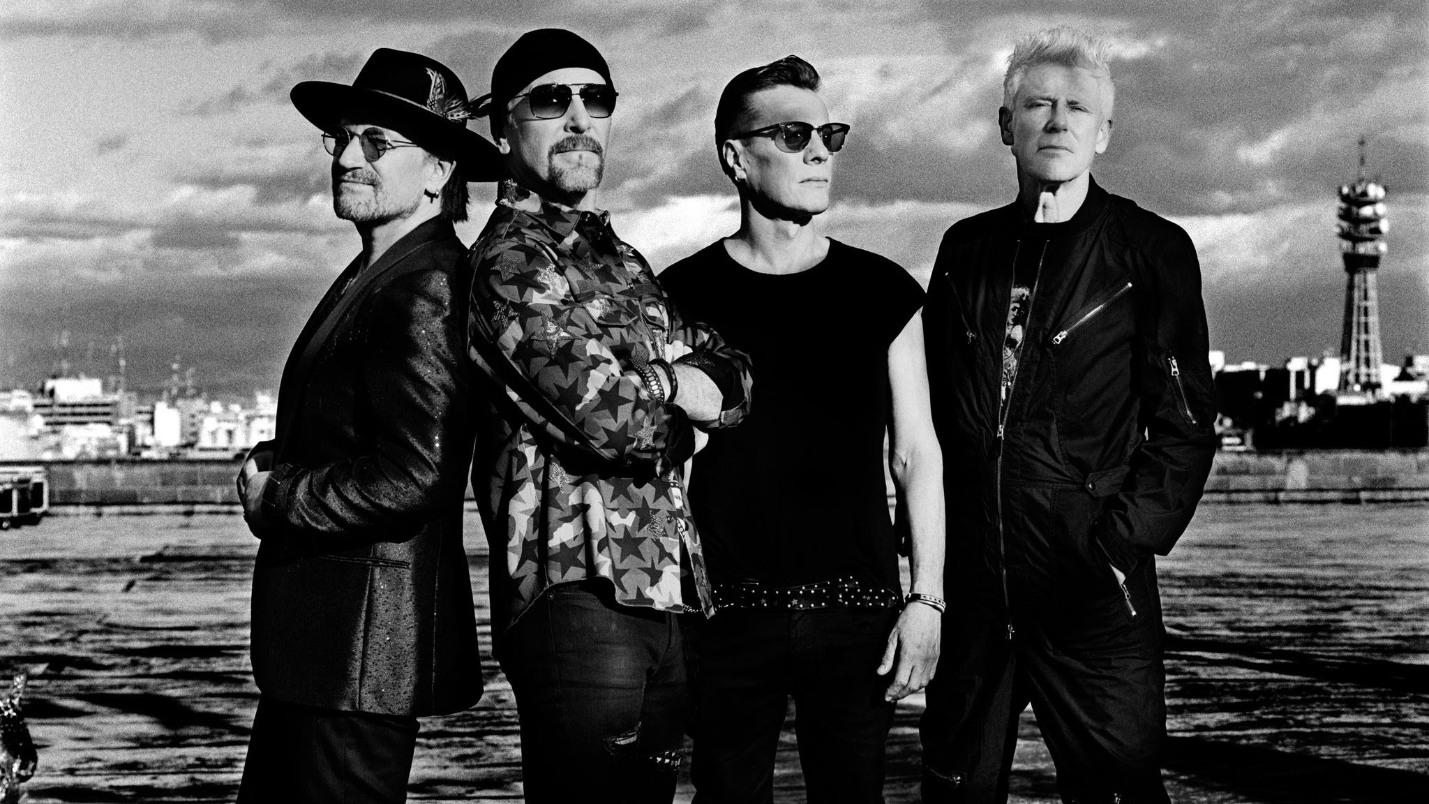 U2 eXPERIENCE + iNNOCENCE Tour 2018 at Mohegan Sun Arena