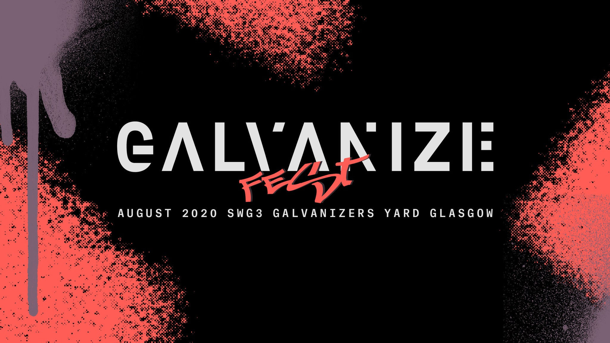 Galvanize Fest: Two Door Cinema Club tickets (Copyright © Ticketmaster)