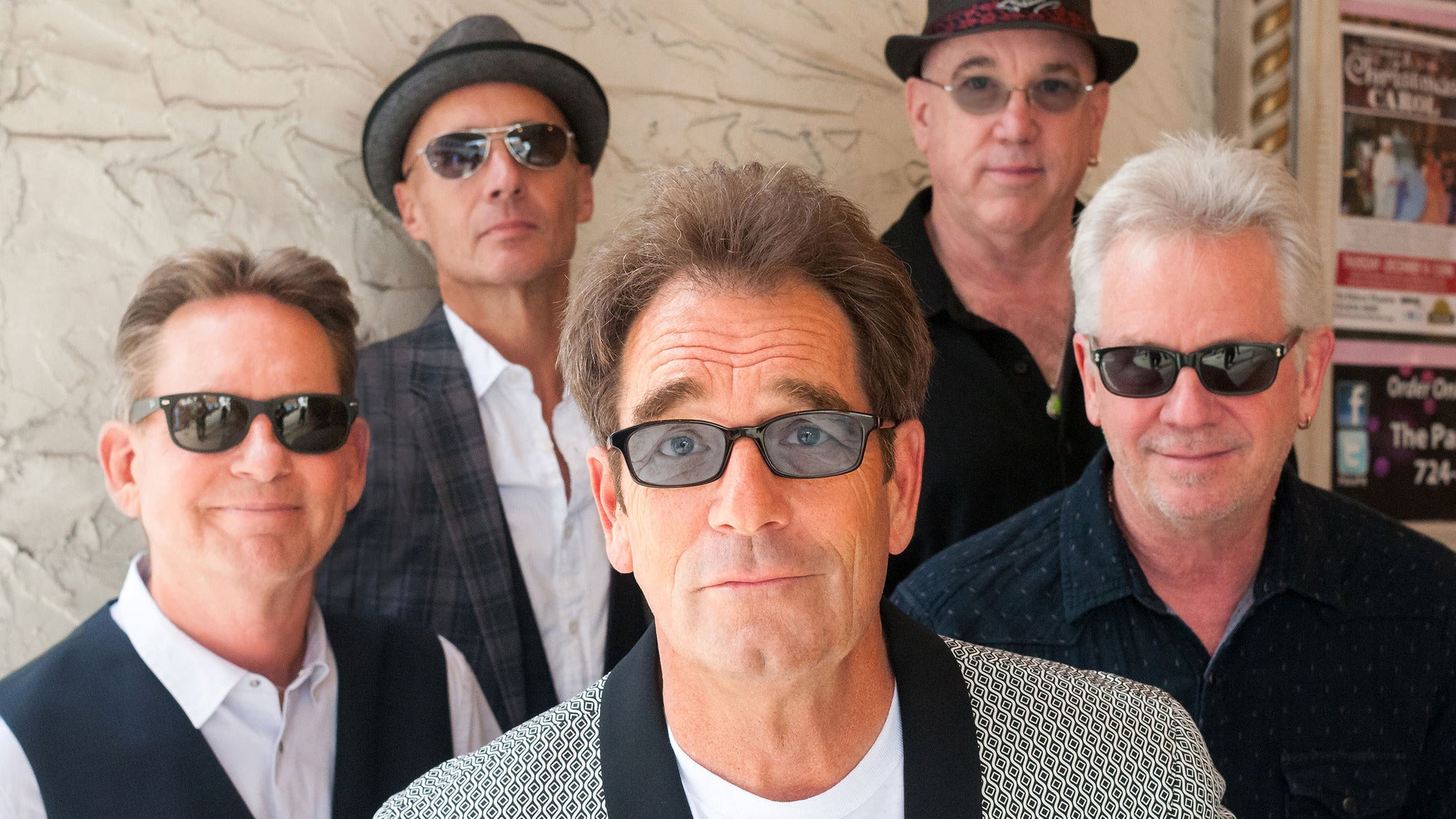 Huey Lewis and the News at Montgomery Performing Arts Centre