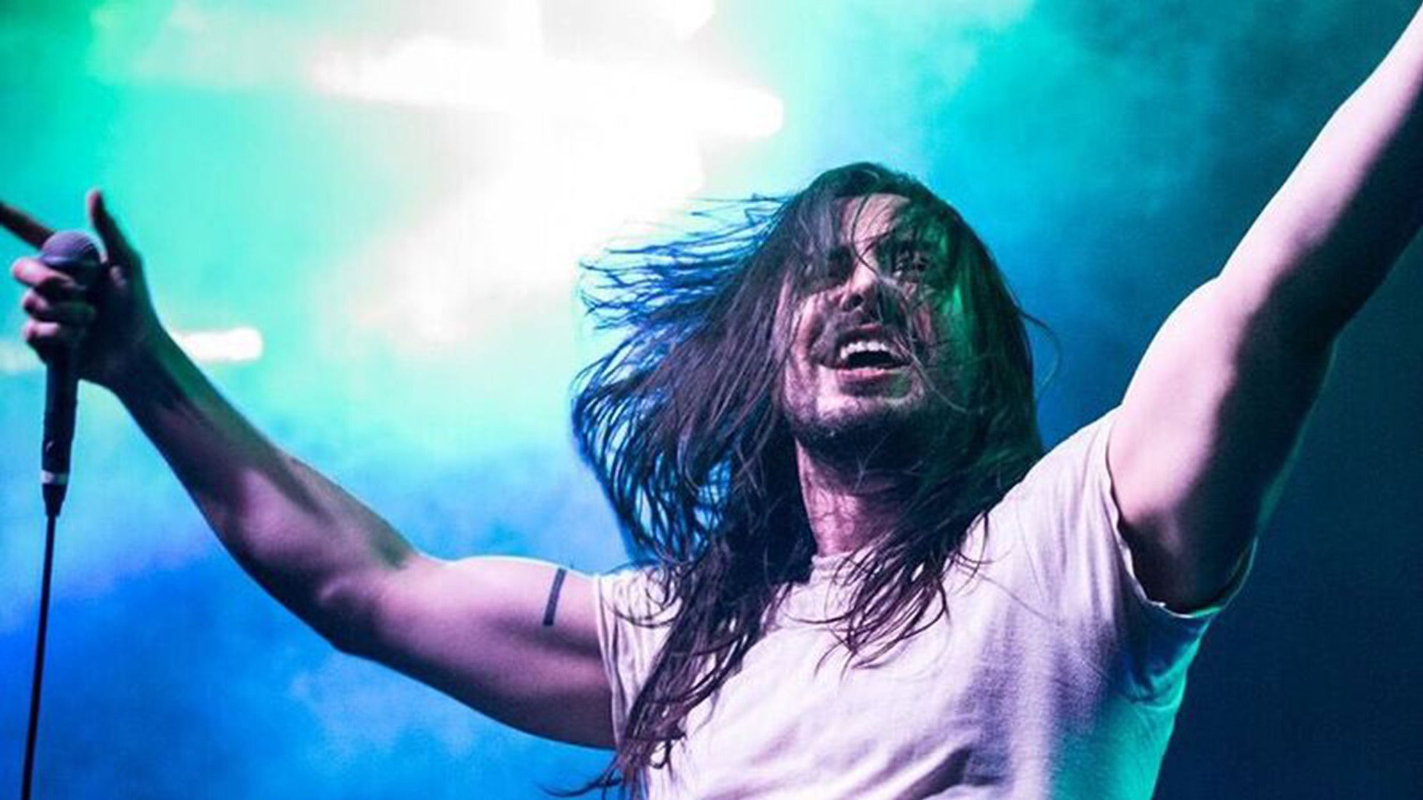 Andrew W.K. at Saint Andrews Hall