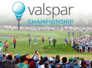 2019 Valspar Championship: Good Any One Day March 21 - March 24 2019