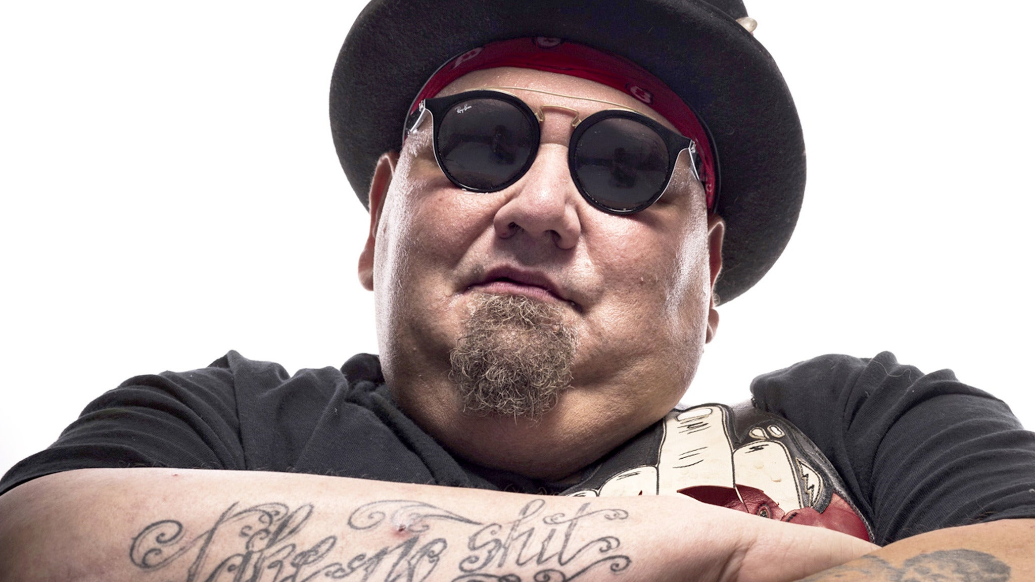 Popa Chubby at Stanhope House