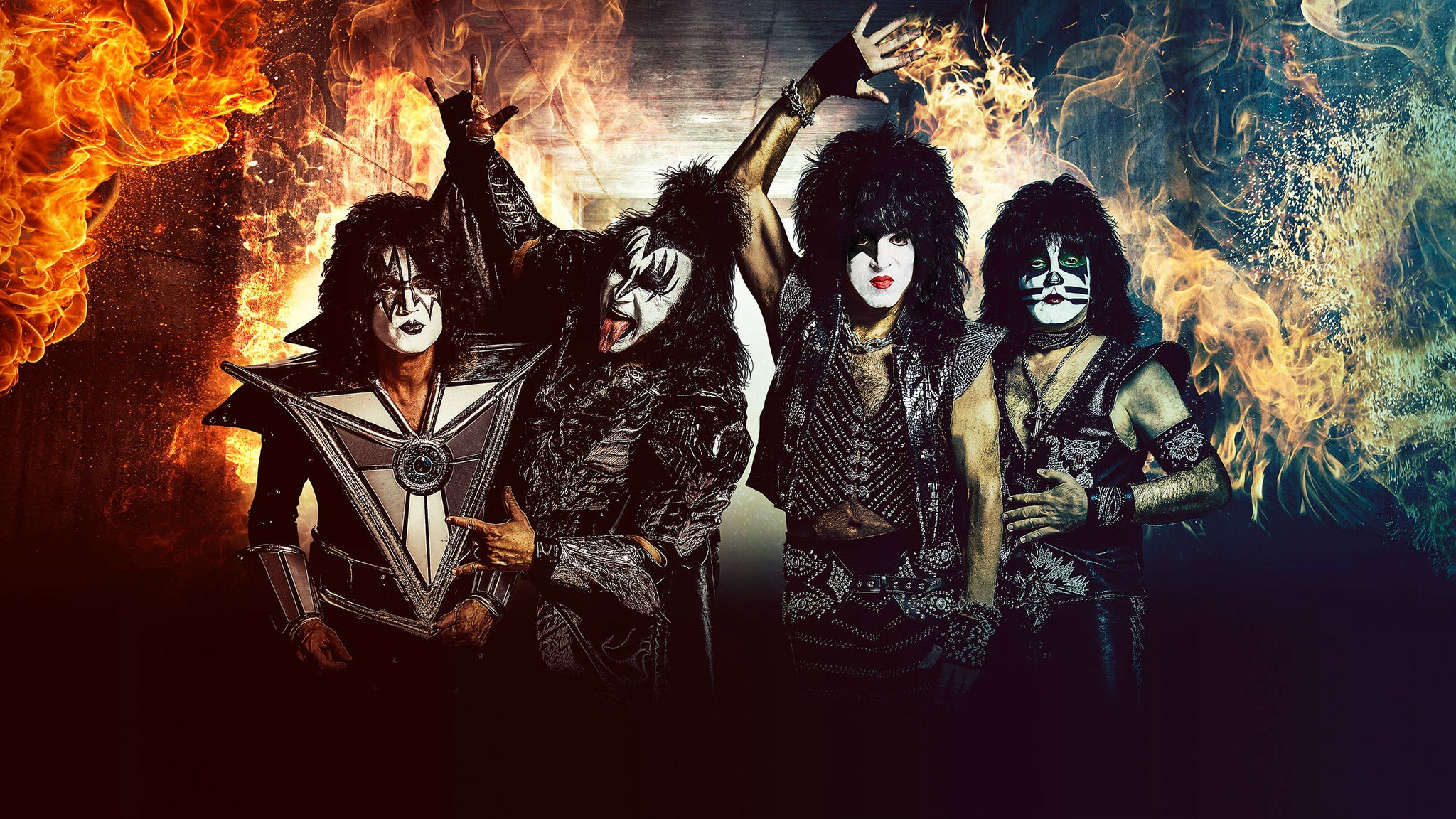 TK99 presents KISS: End of the Road World Tour