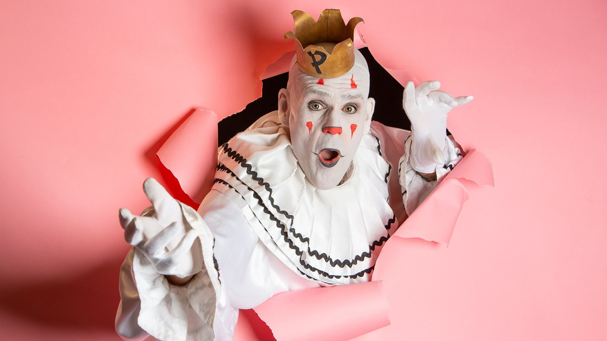 Puddles Pity Party: UNSEQUESTERED TOUR