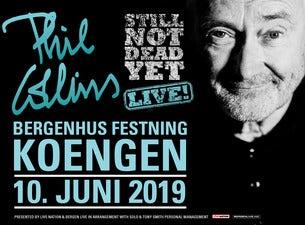 Phil Collins - Still Not Dead Yet