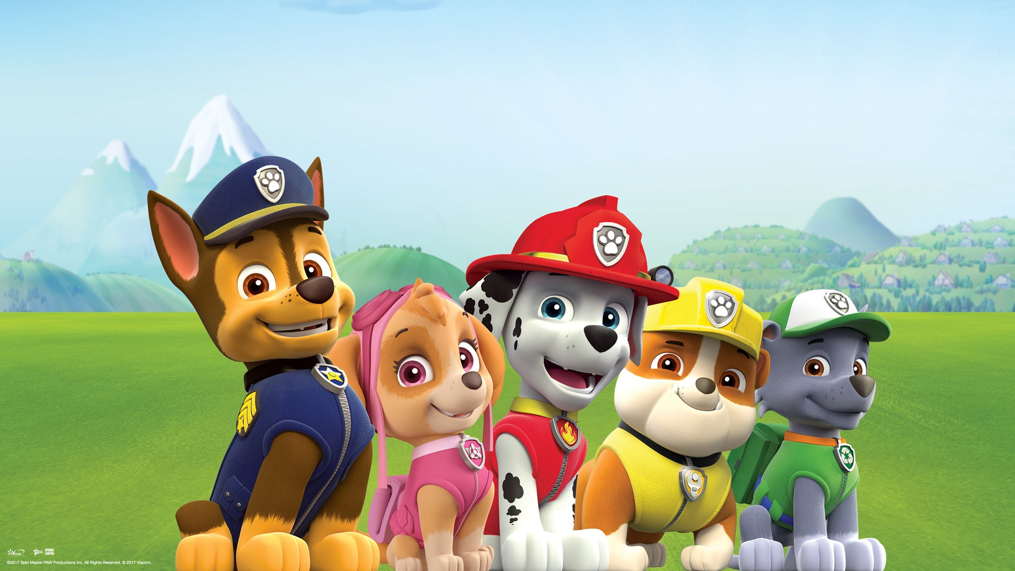 Paw Patrol Live Race To The Rescue Tickets Friday October 12 2018 6 00 Pm At Centurylink Center Ticketsavages Com