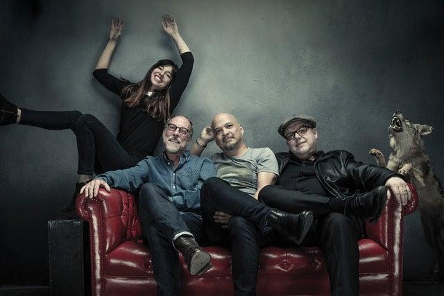 Pixies | San Luis Obispo, CA | Fremont Theater | December 12, 2017