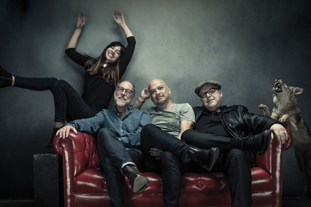 Pixies | San Jose, CA | City National Civic | December 10, 2017