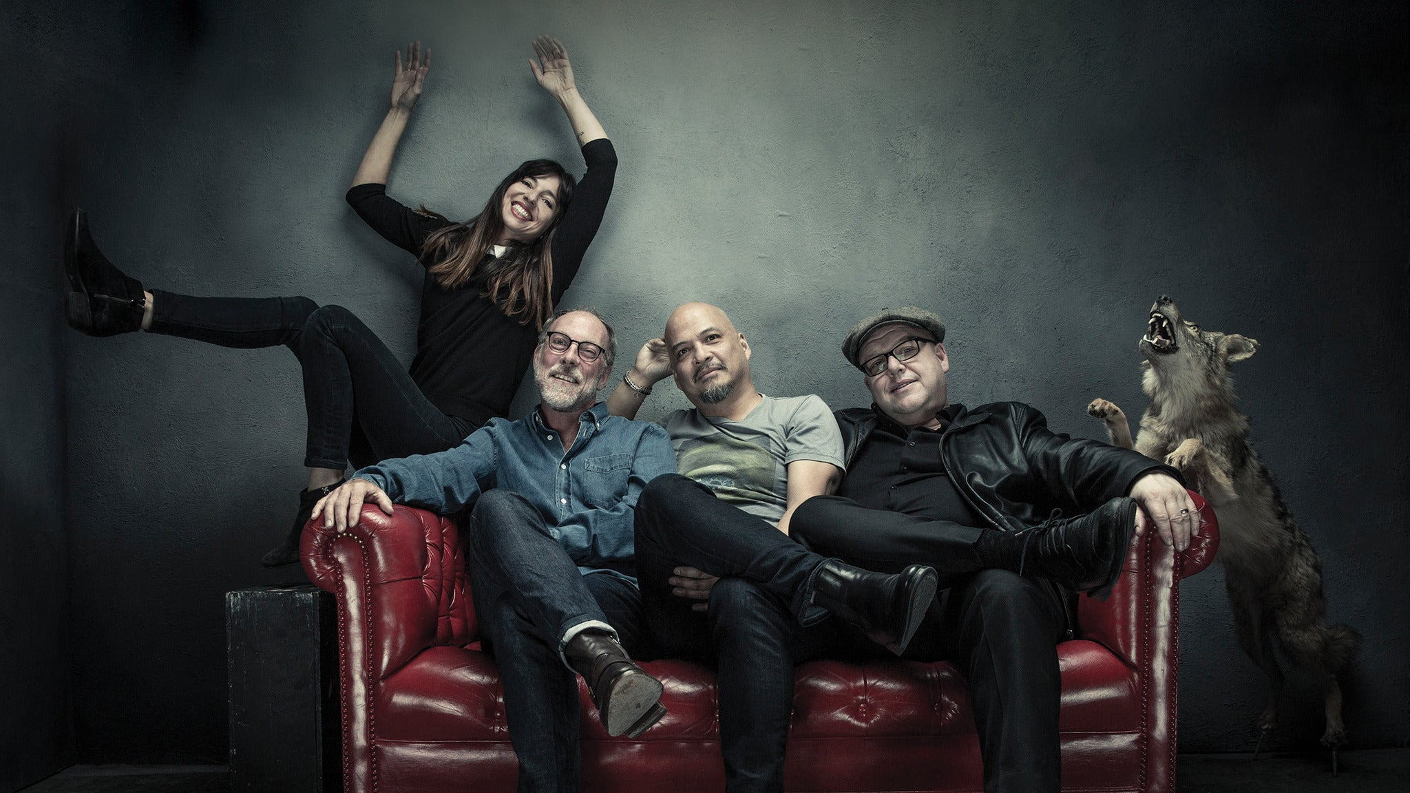 Pixies at City National Civic - San Jose, CA 95113