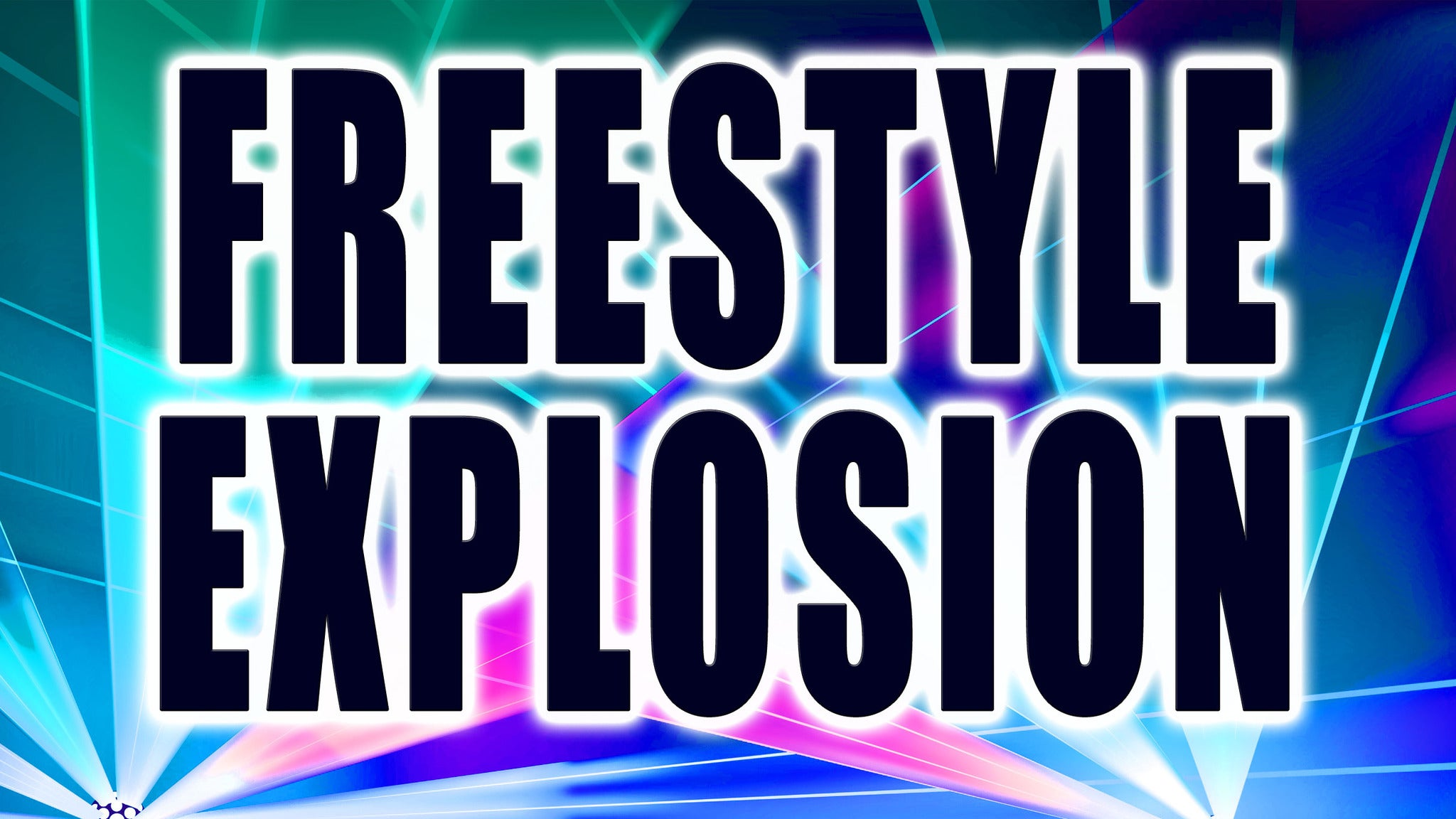 Premium Level Seating: Freestyle Explosion