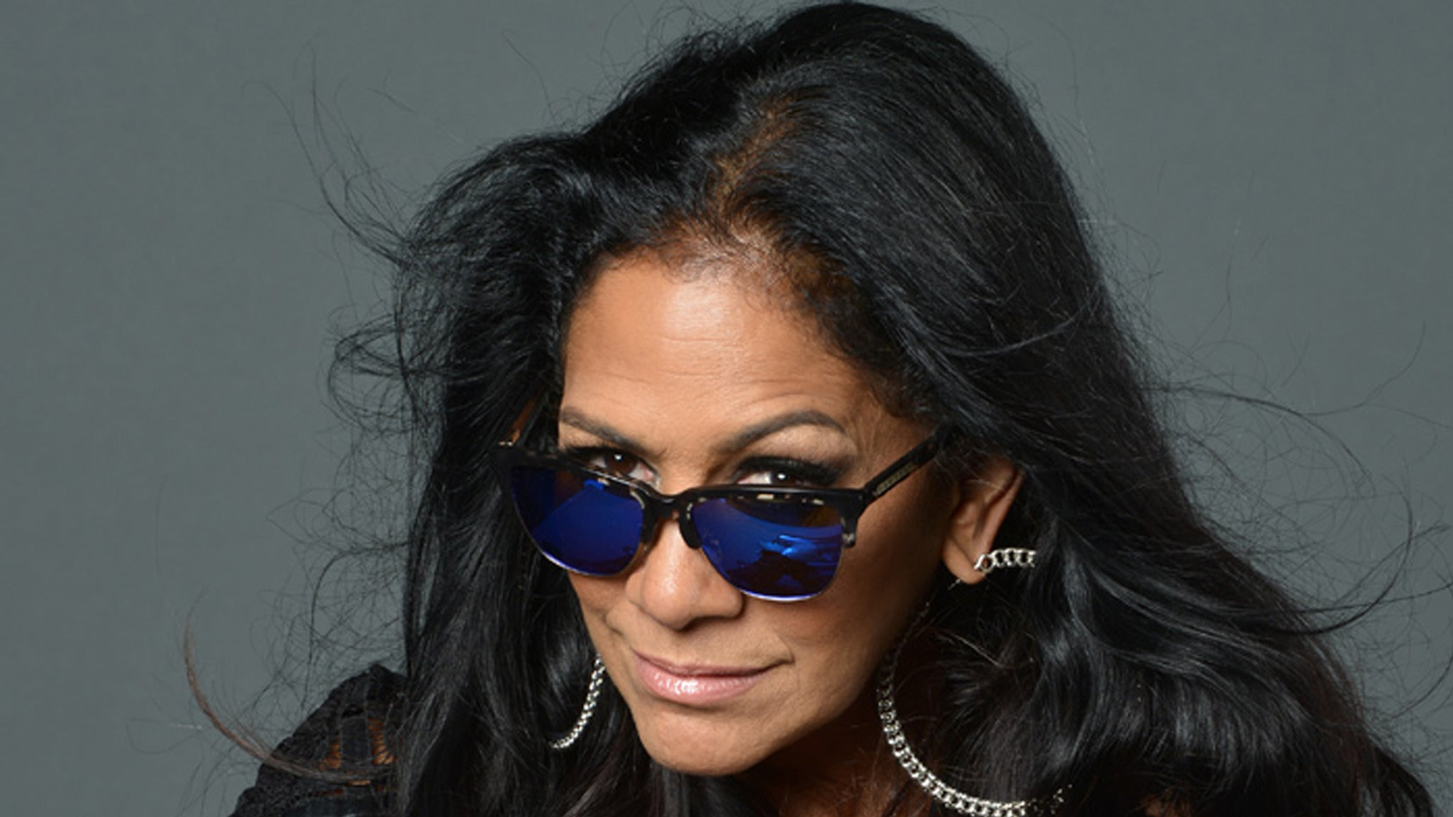 Sheila E at The Aretha Franklin Amphitheatre