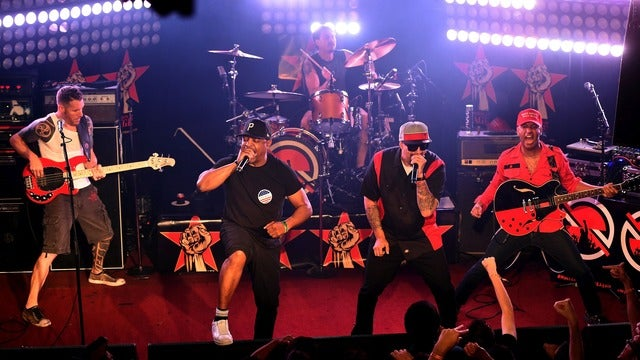 Prophets of Rage & Friends: Anti Inaugural Ball // Los Angeles