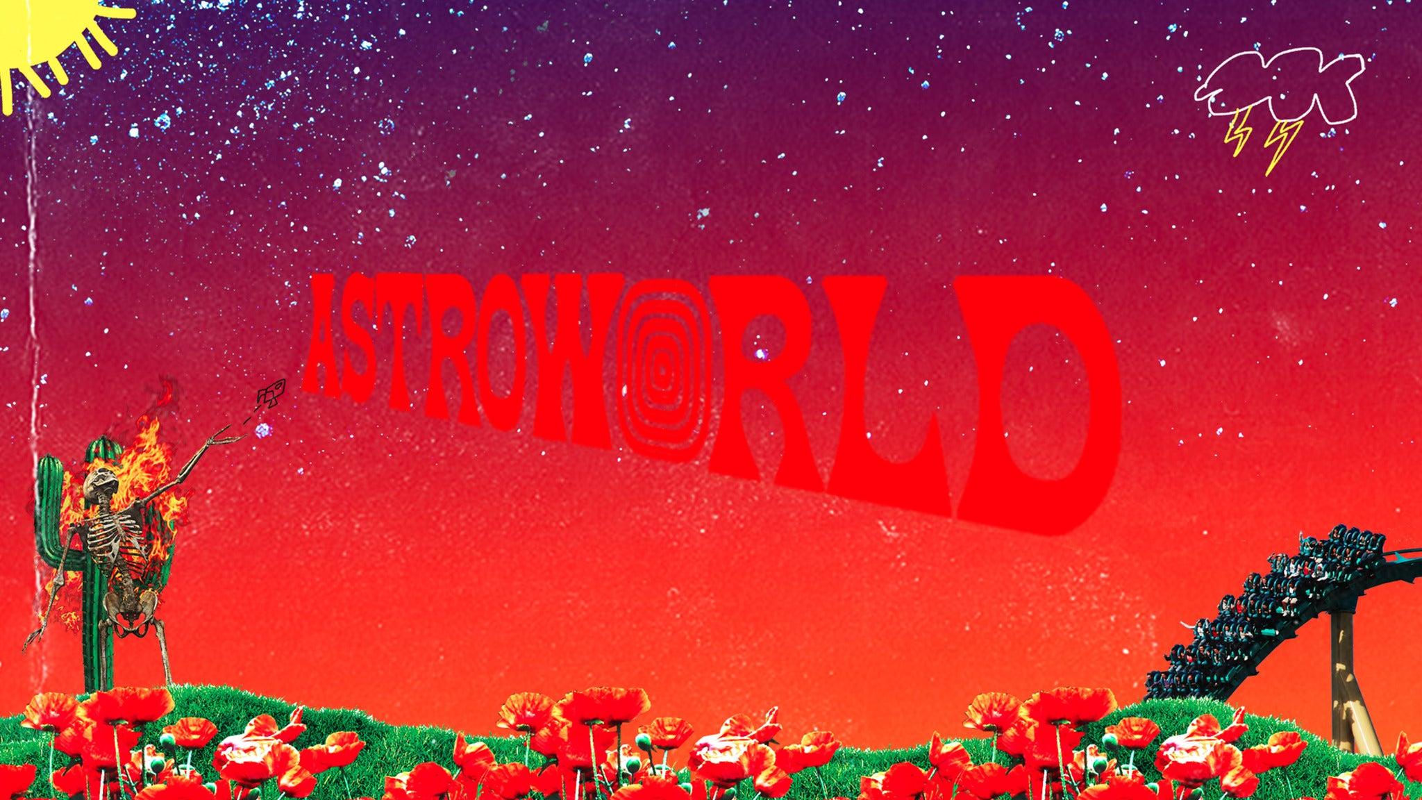Astroworld Festival at NRG Park