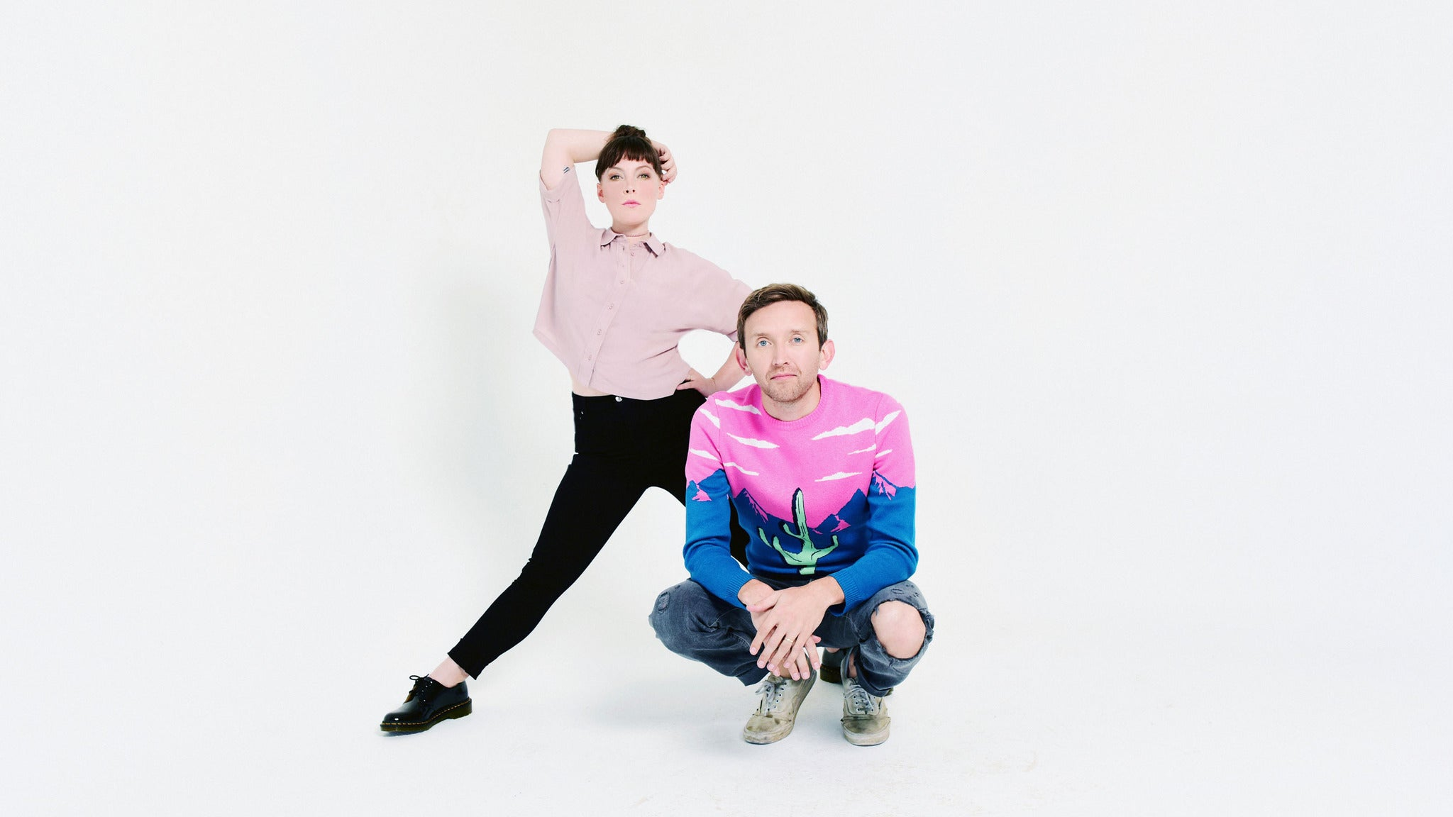 Sylvan Esso presented by 91.9 WFPK at Mercury Ballroom