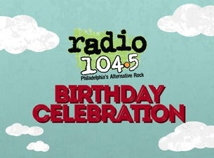 Radio 104.5 Birthday Show with The 1975, AWOLNATION & More