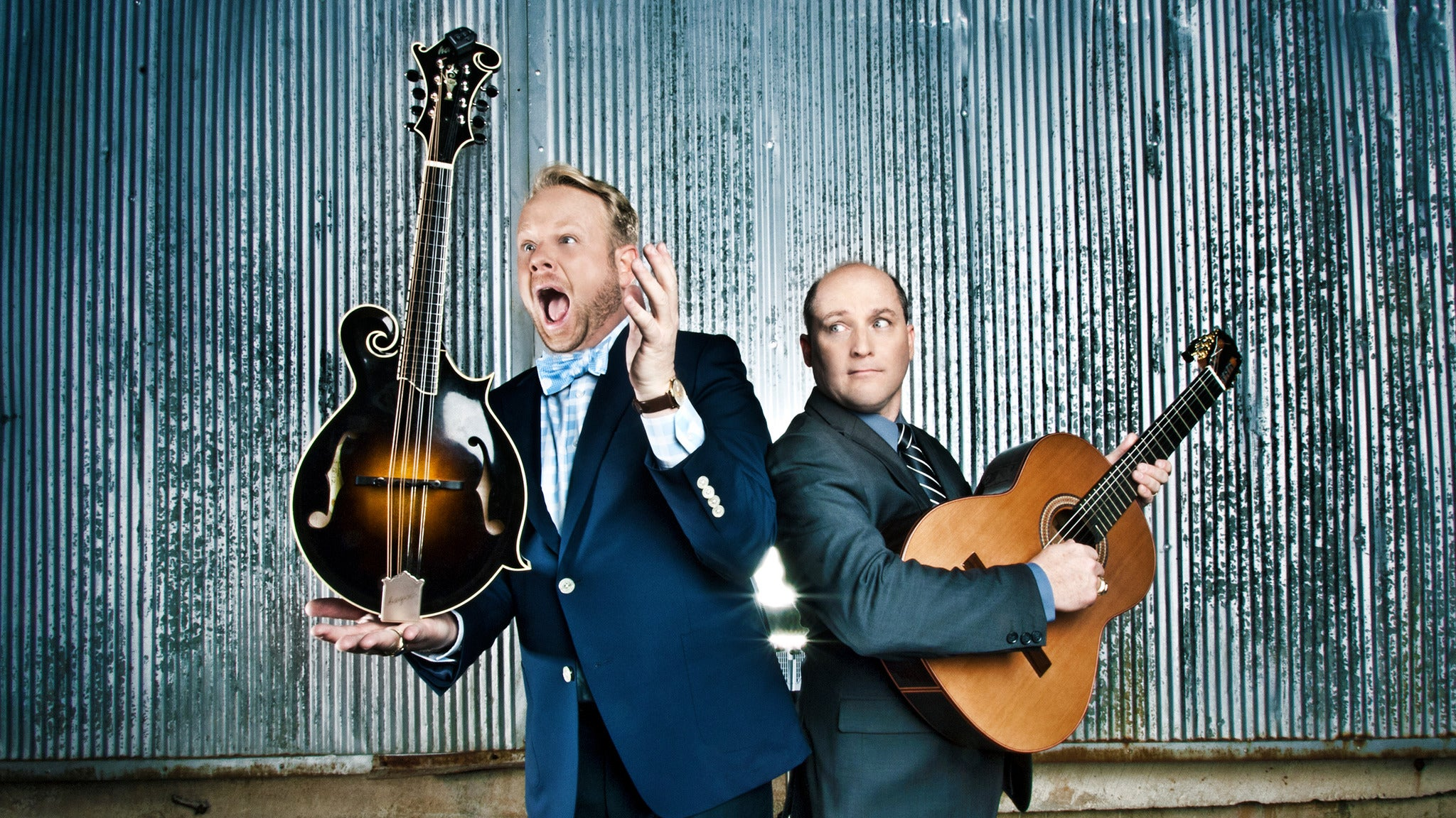 Dailey & Vincent at Mill Town Music Hall - Bremen, GA 30110