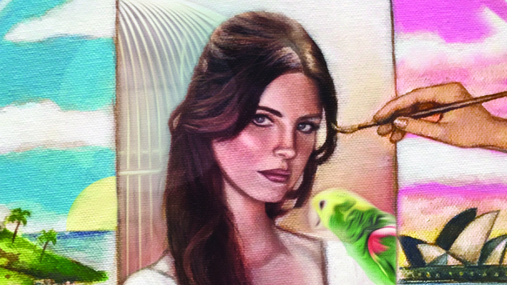 Lana Del Rey: The Norman F-cking Rockwell Tour