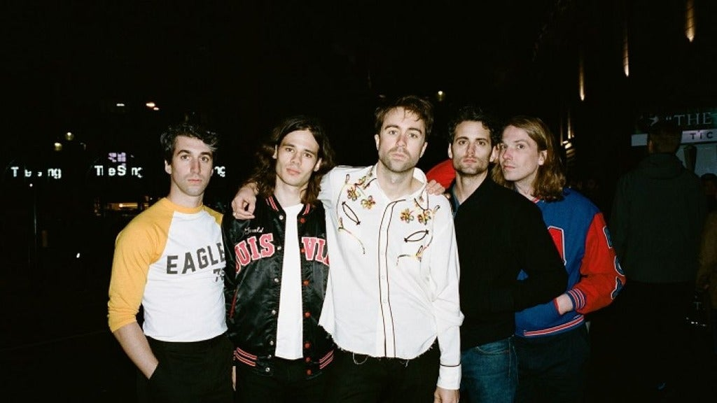 Hotels near The Vaccines Events