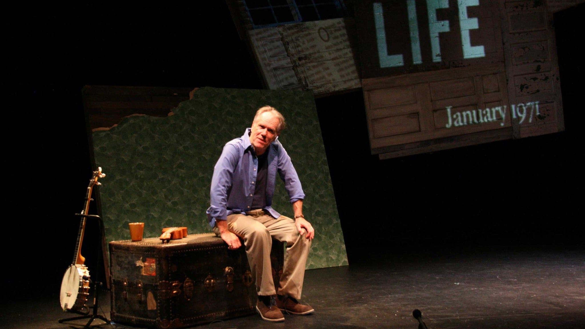 Loudon Wainwright III at Ridgefield Playhouse