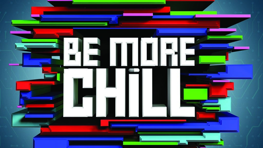 Be More Chill (Chicago) live
