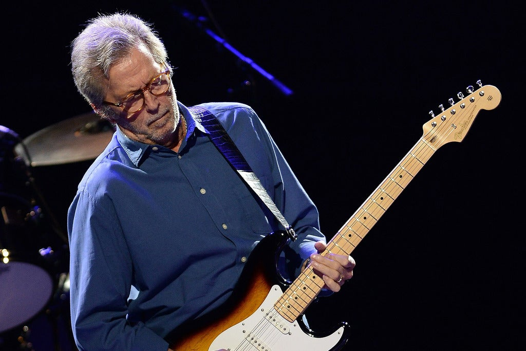 Eric Clapton VIP Packages Seating Plans