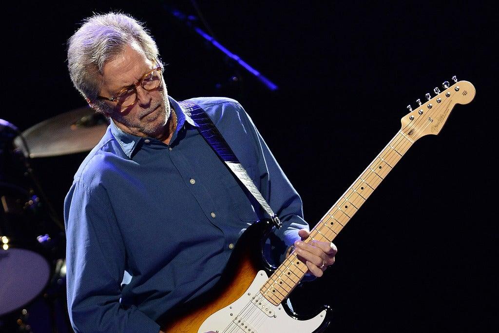 Eric Clapton - Presale Seating Plans