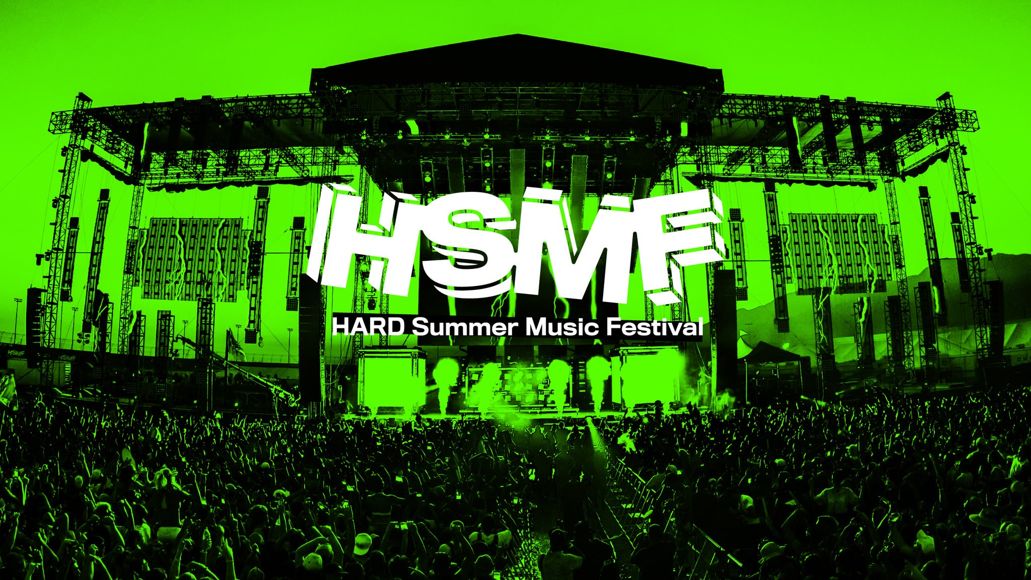 HARD Summer Music Festival - Saturday Festival Pass