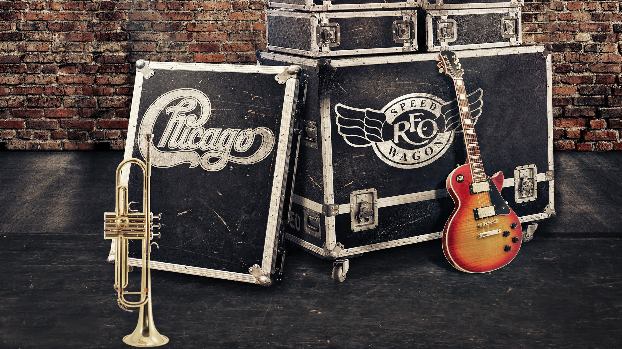 WOGL PRESENTS Chicago / REO Speedwagon at BB&T Pavilion