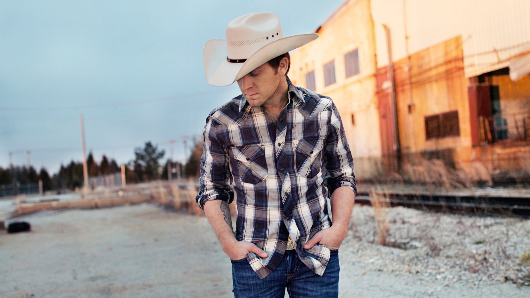 Justin Moore at The Sanford Center