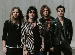 The Struts: The Body Talks Tour 2018