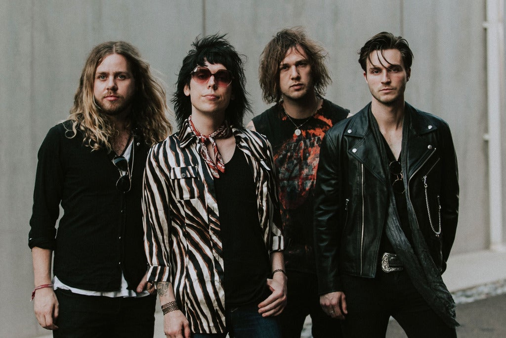 The Struts w/ Thunderp***y