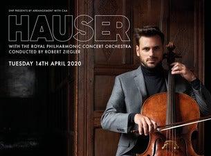 HAUSER, 2020-04-14, London