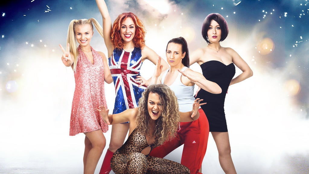 Hotels near Wannabe - The Spice Girls Show Events