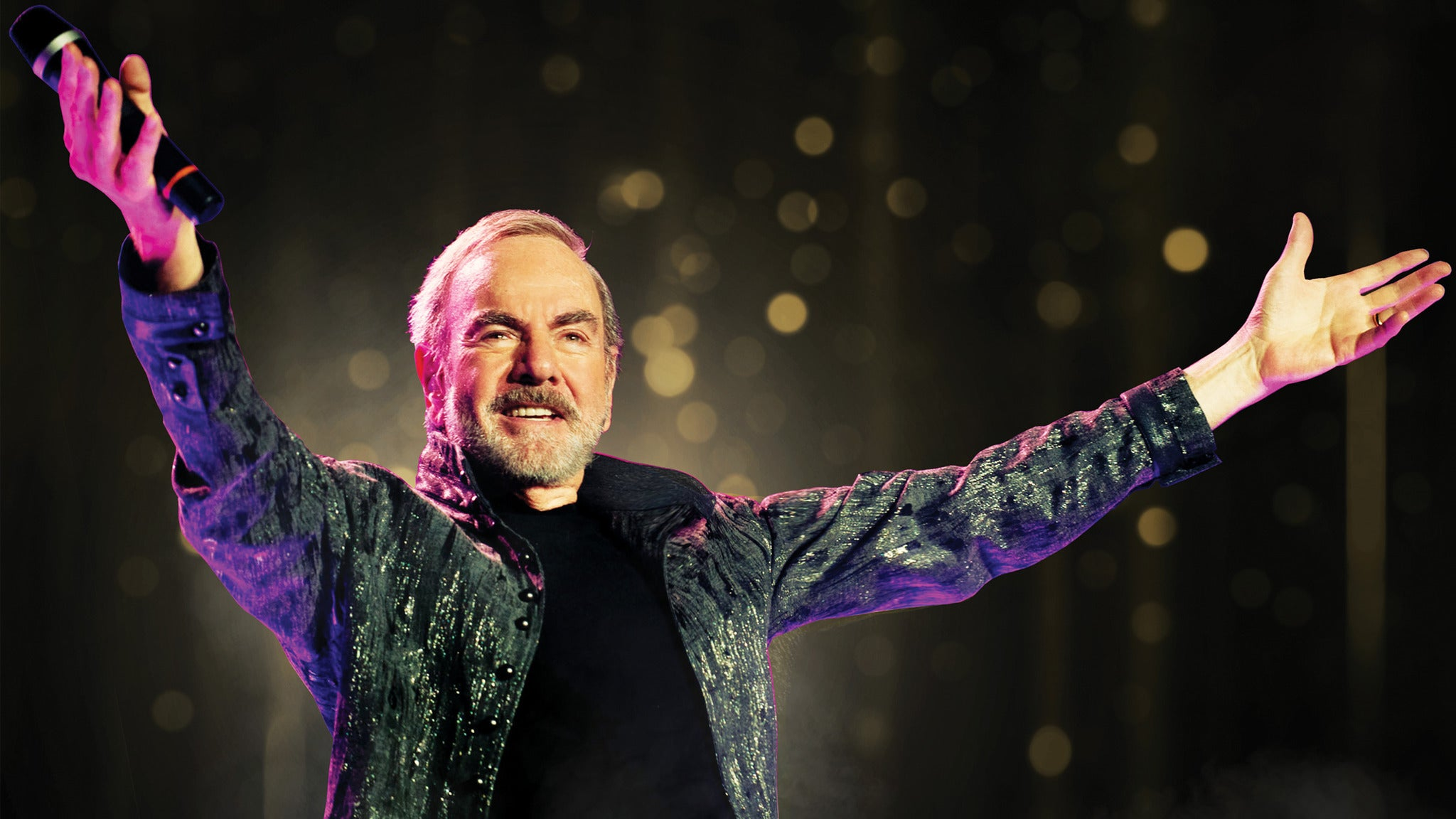 Neil Diamond at INTRUST Bank Arena