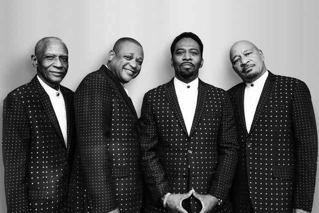 The Stylistics with Peaches & Herb
