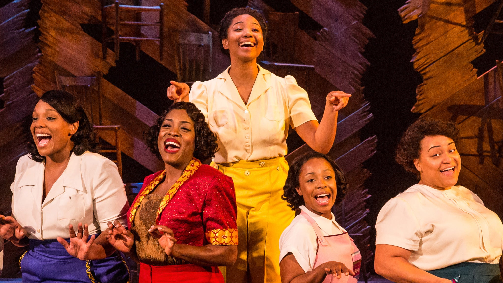 The Color Purple (Touring) at Hollywood Pantages Theatre - Los Angeles, CA 90028