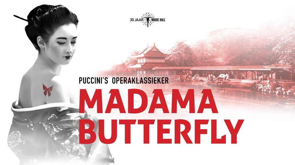 Hotels near Madama Butterfly Events