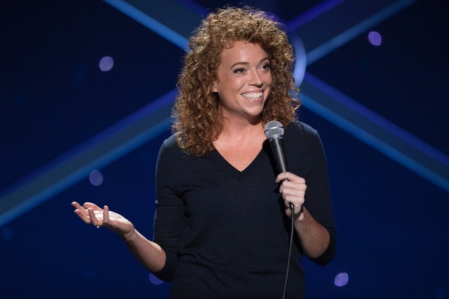 Michelle Wolf The Lowry Seating Plan