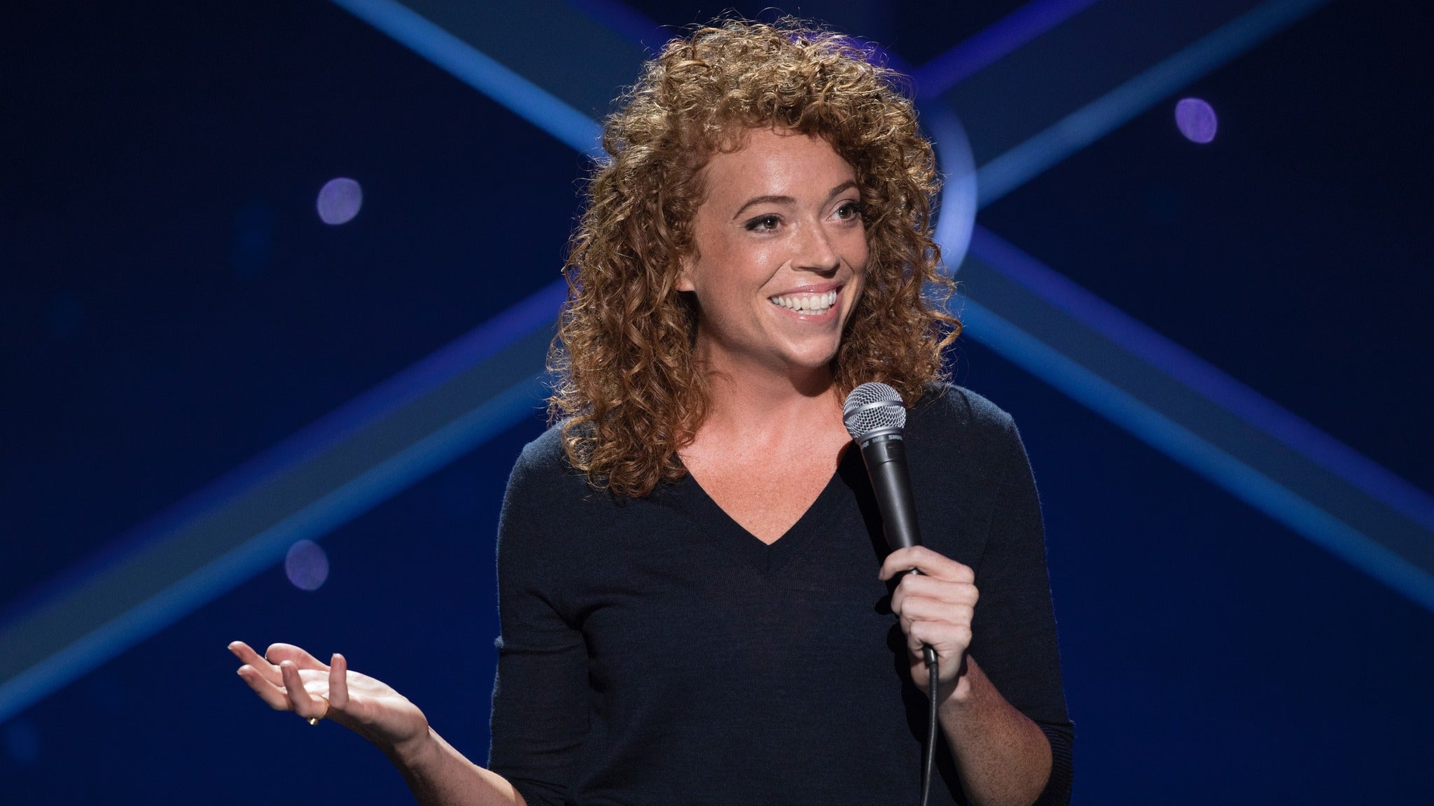 Michelle Wolf at Cobb's Comedy Club