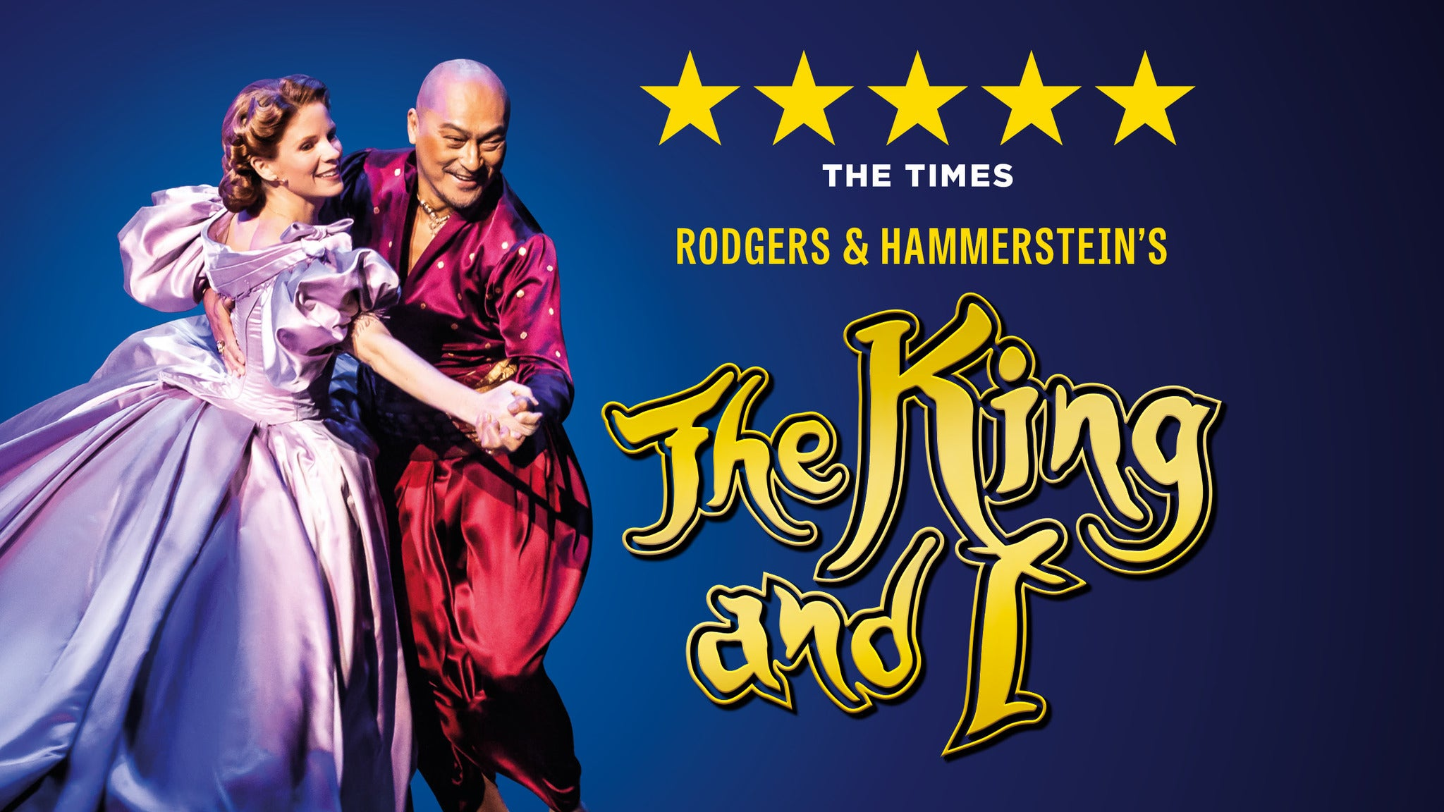 The King and I at BJCC Concert Hall - Birmingham, AL 35203