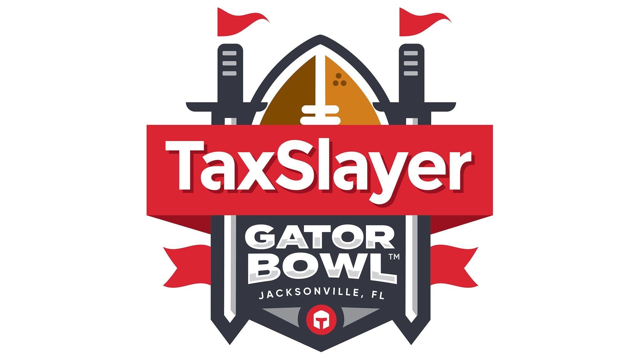 TaxSlayer Gator Bowl