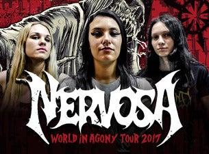 Nervosa, 2020-07-24, Манчестер