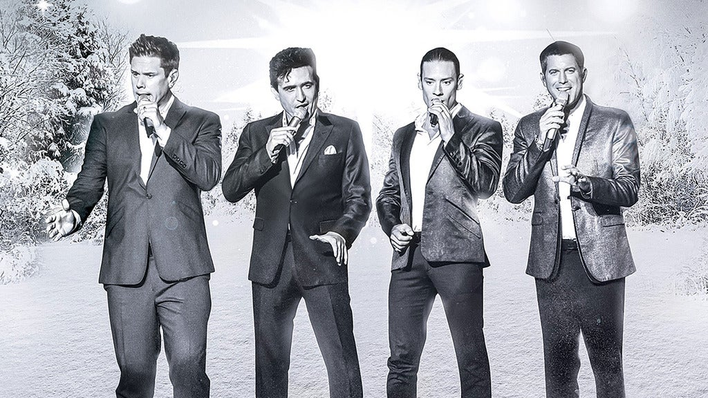 Il Divo Christmas Tour