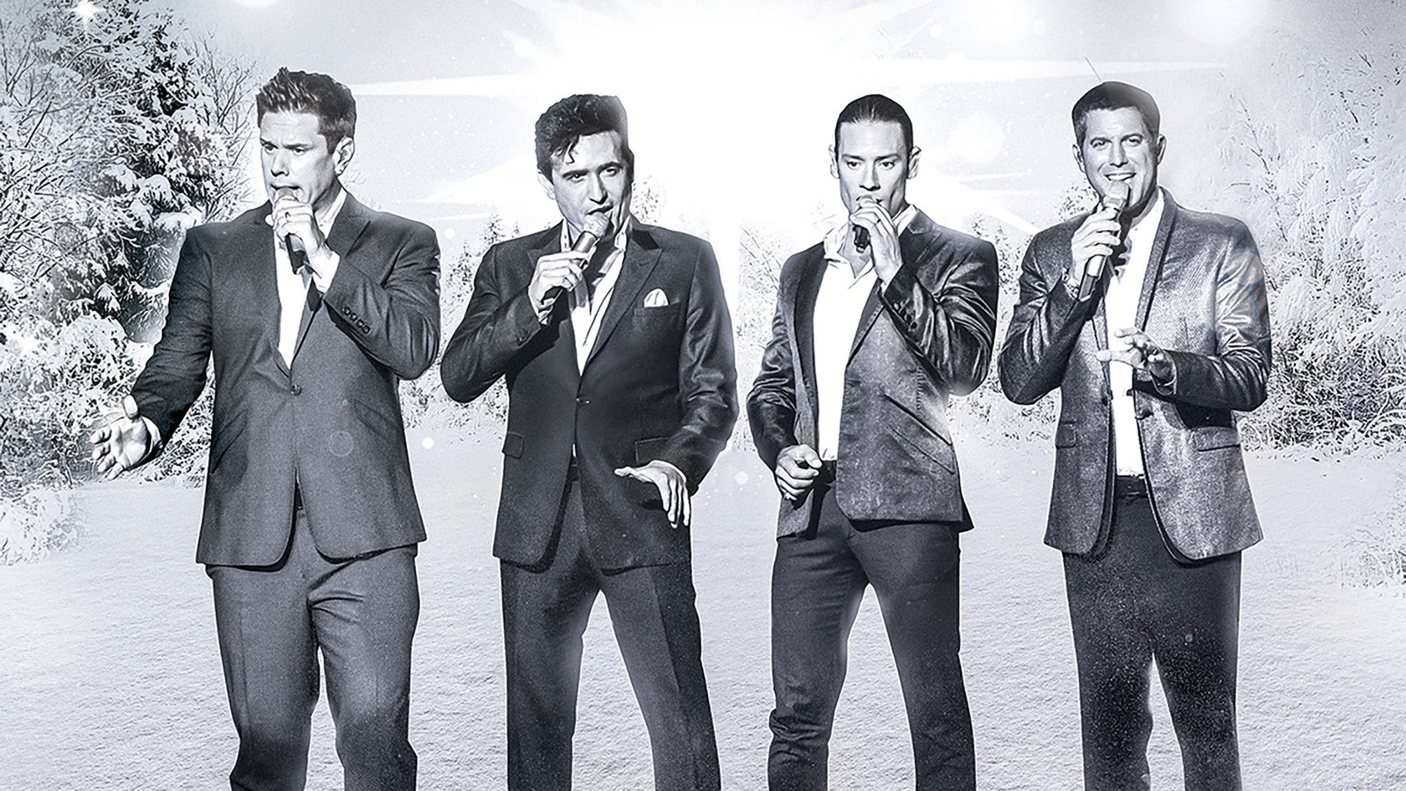 Il Divo: A Holiday Song Celebration at The Mahaffey Theater