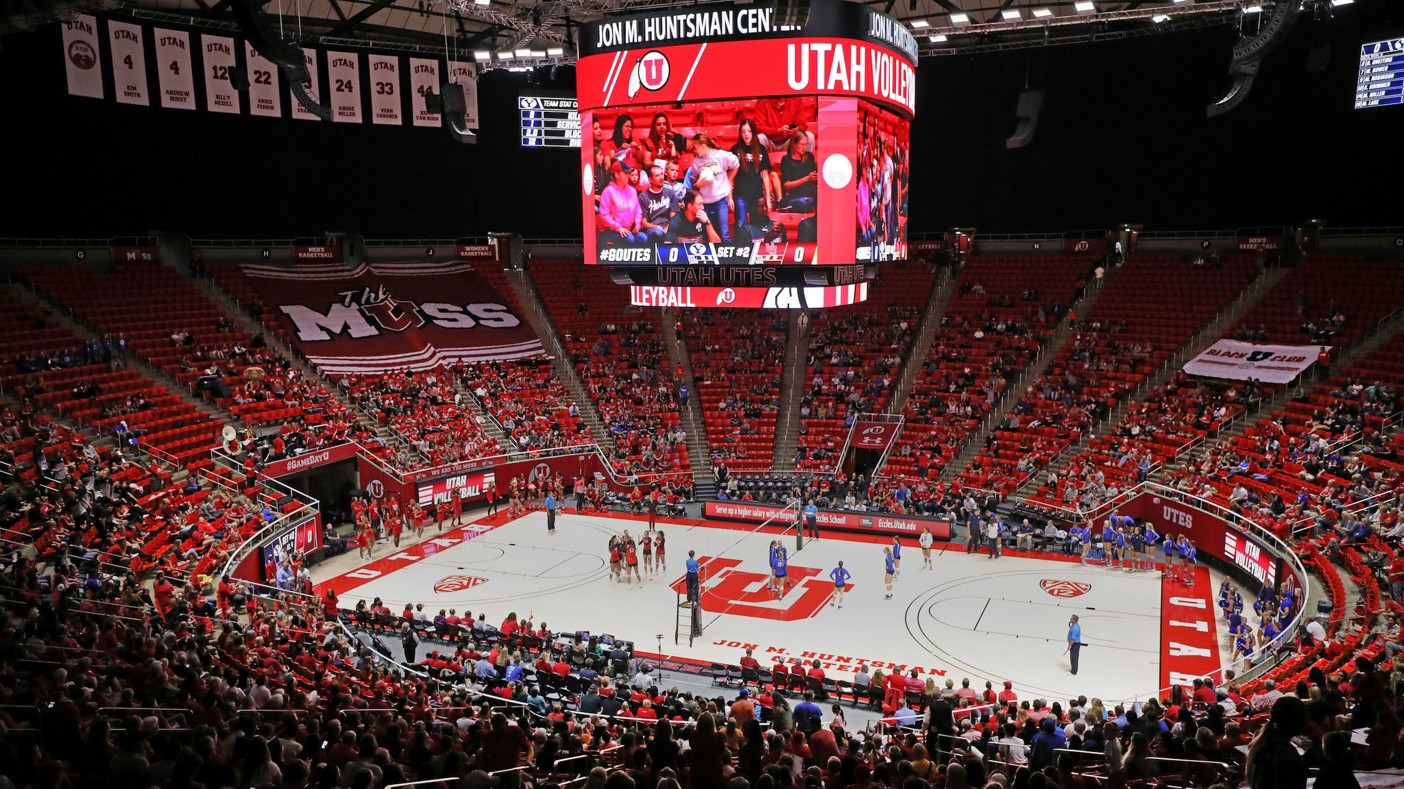 2020 Utah Women's Volleyball Full Season Tickets