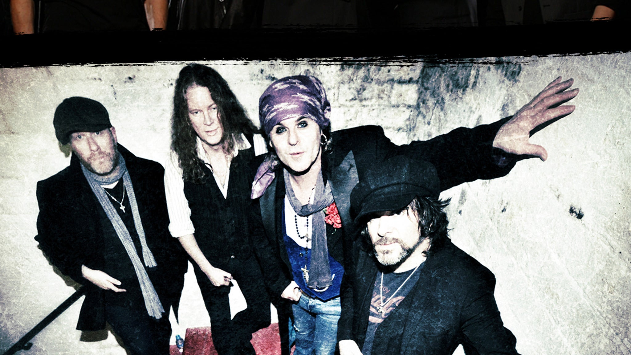 The Quireboys A Bit Of What You Fancy 30th Anniversary Tour tickets (Copyright © Ticketmaster)