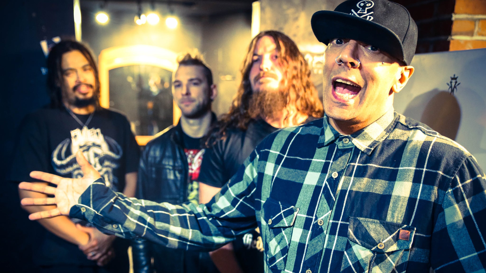 Broken Hearts Bash with (Hed) P.e & Flaw at Top Fuel Saloon